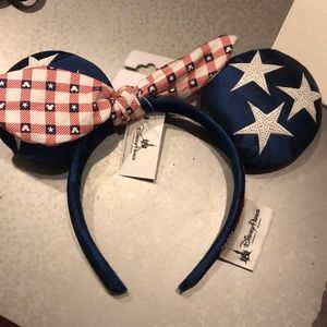 All American Girl Mickey Mouse ears